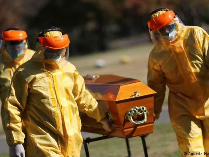 Argentina supera los 90 mil fallecidos por Covid-19
