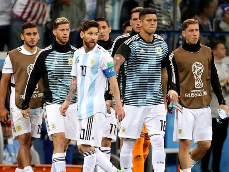Argentina y Messi se hunden en Rusia