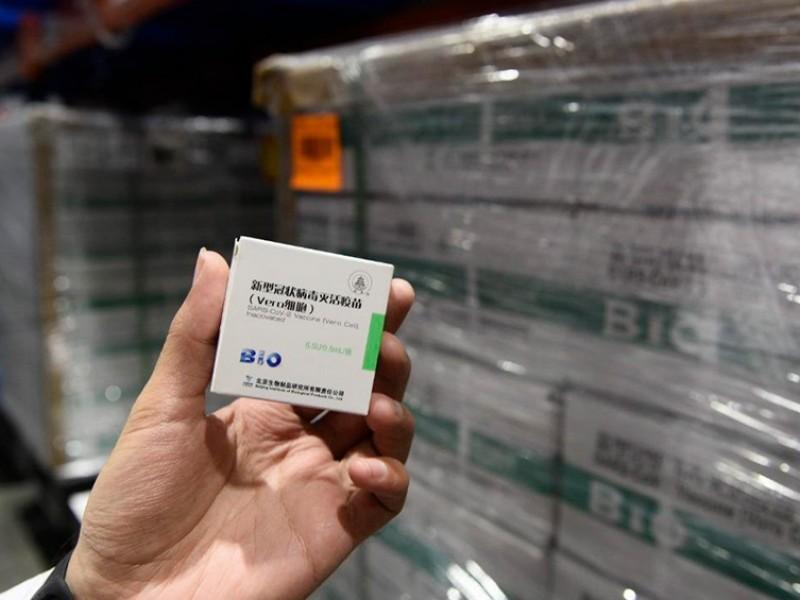 Argentina y Sinopharm acuerdan adquisición de 24 millones de dosis