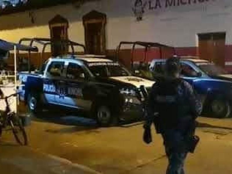 Ario entre los asentamientos más violentos en Zamora
