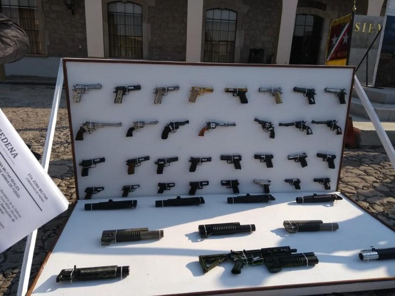Armados 6 de cada 10 michoacanos