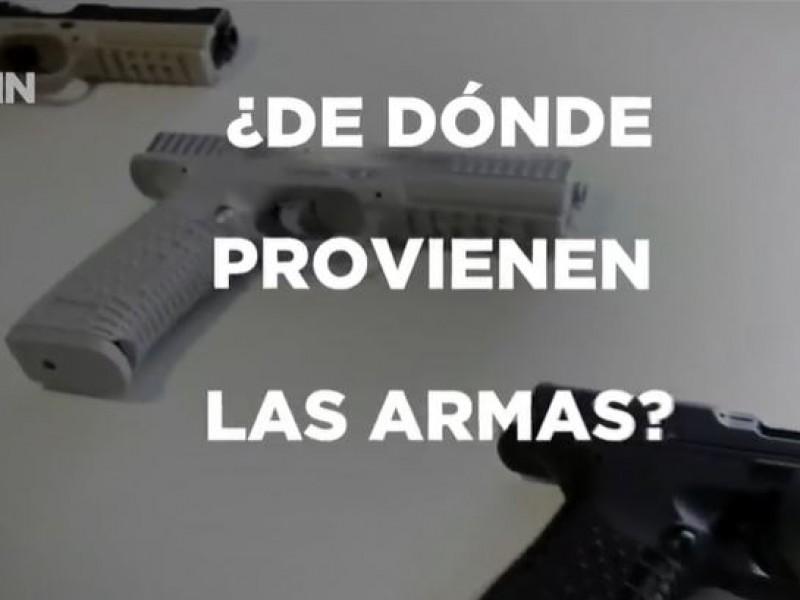 Armas en manos de civiles