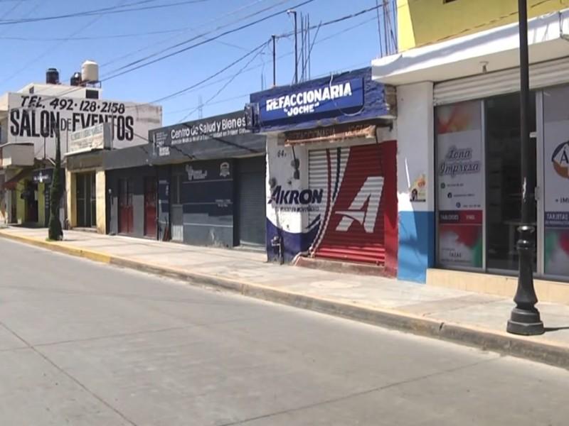 Armonizarán fachadas de calle Guerrero en Guadalupe