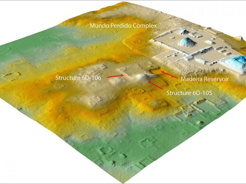 Arqueólogos descubren complejo teotihuacano en colinas de Guatemala