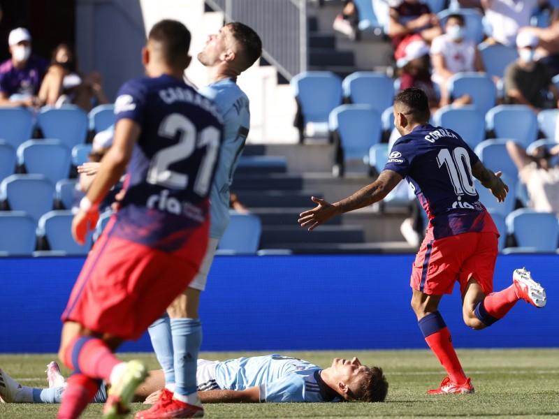 Arranca Atlético de Madrid defensa de su título