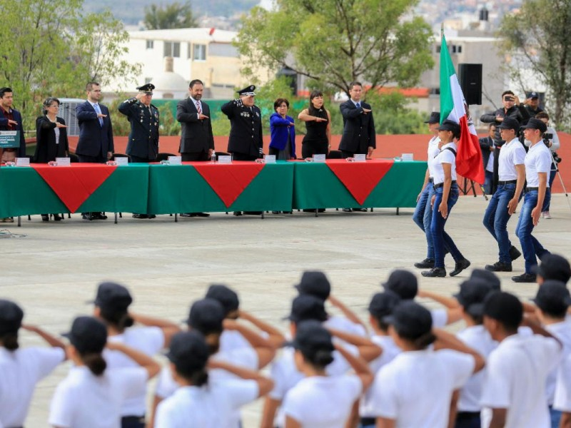 Arranca Bachillerato General Policial en Zacatecas