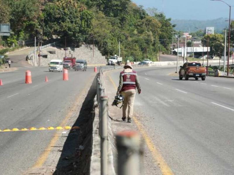 Arranca campaña de mejoramiento urbano en Tapachula