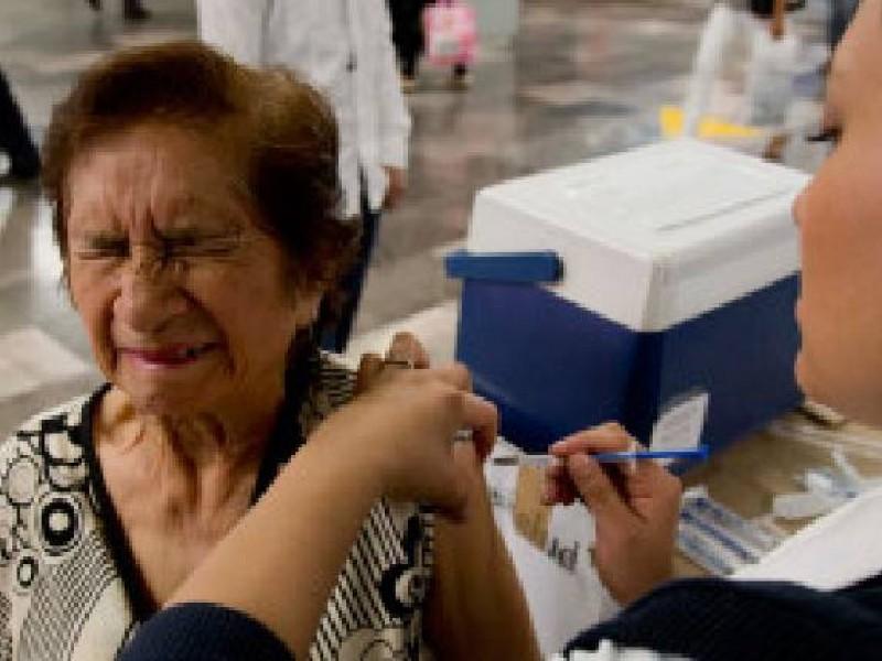 Arranca campaña nacional de vacunación contra la influenza