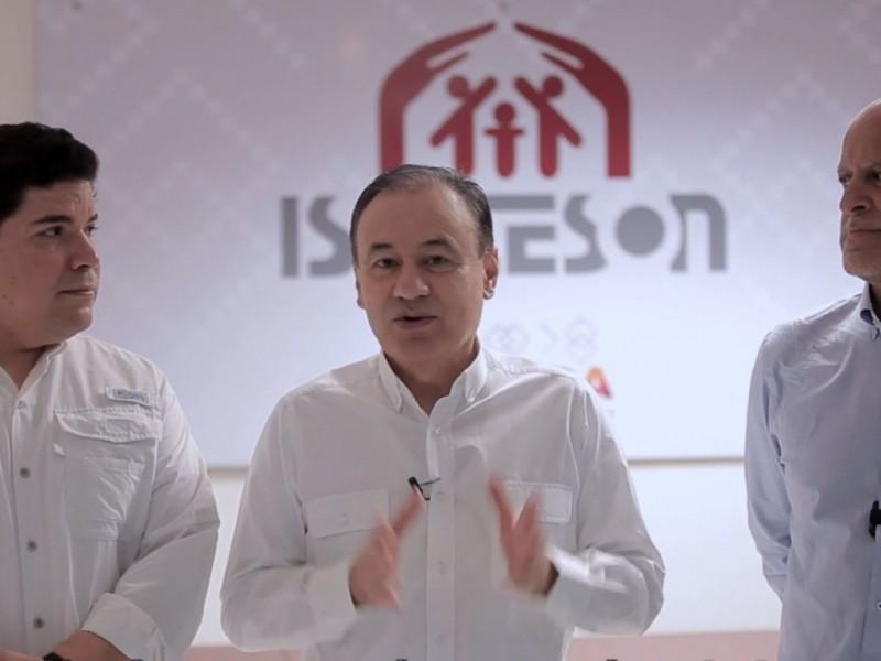 Arranca Durazo Plan de Rescate del Isssteson