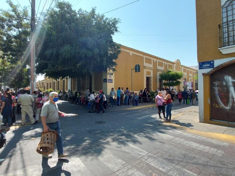 Arranca El Refugio como centro de vacunación en Tlaquepaque