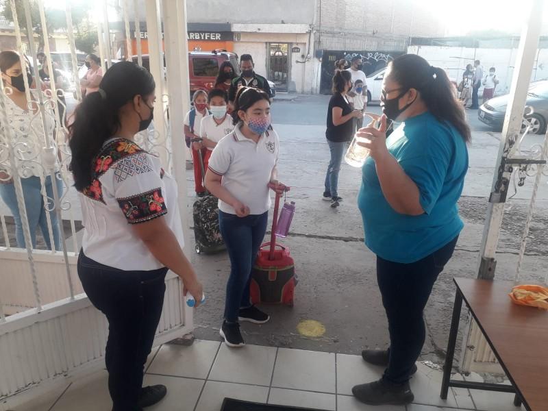 Arranca en Coahuila programa piloto de regreso a clases