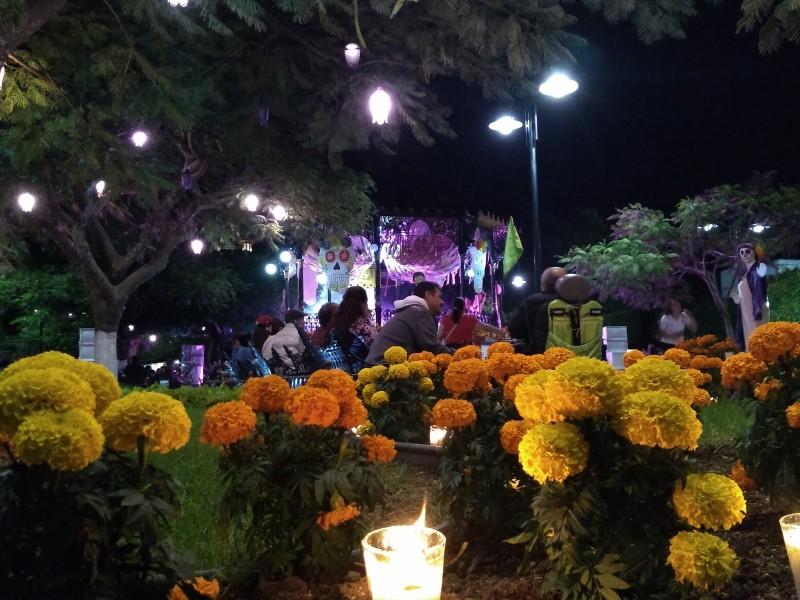 Arranca en Jiquilpan 6to festival de las almas