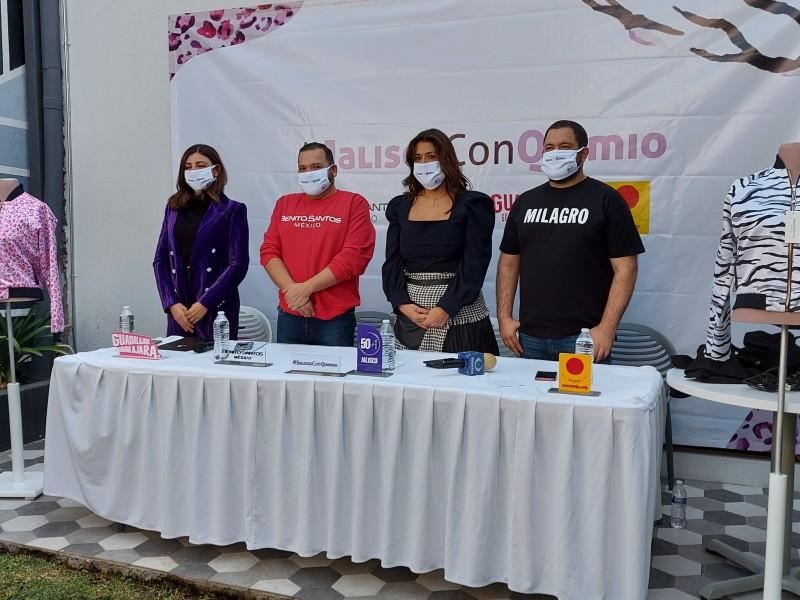 Arranca #JaliscoConQuimio en apoyo a niños con cáncer