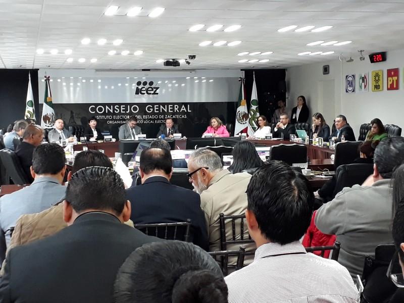 Arranca jornada electoral en Zacatecas