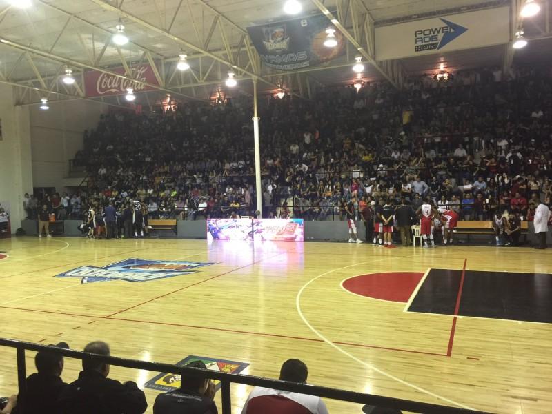Arranca la temporada de basquetball con Ostioneros Guaymas