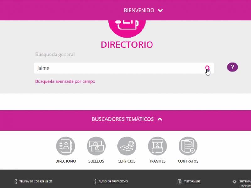 Arranca nuevo buscador especializado en Plataforma de Transparencia