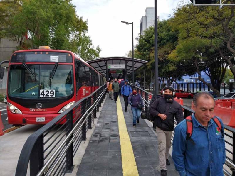 Arranca operaciones ampliación de la Línea 3 del Metrobús