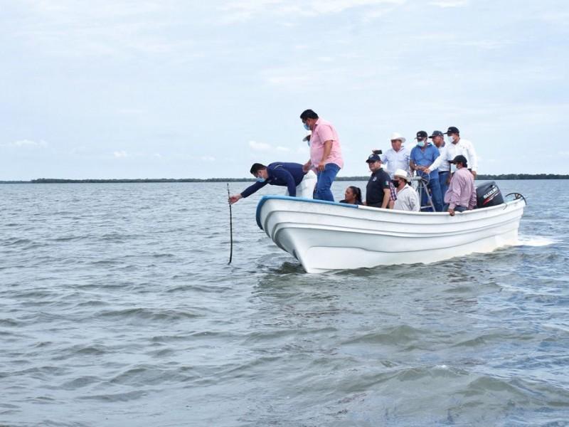 Arranca operativo contra pesca furtiva en Angostura
