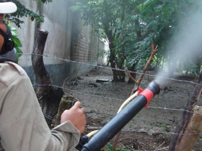 Arranca operativo de fumigación contra chaquistes en TGZ