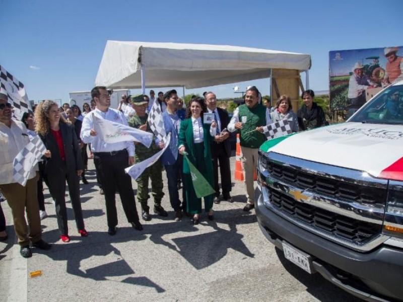 Arranca operativo especial del Programa Paisano en Zacatecas