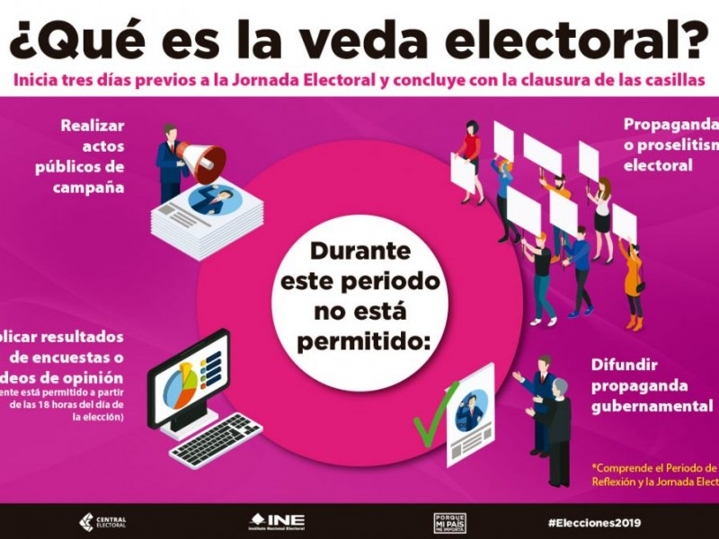 Arranca proceso de blindaje electoral 2021