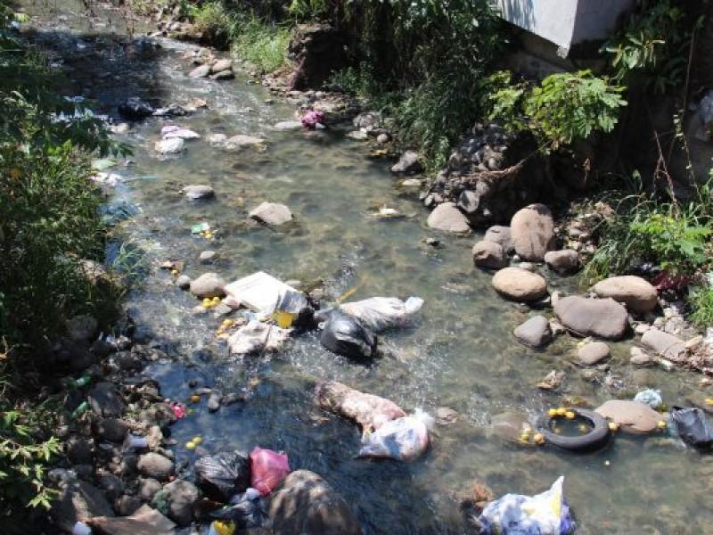Arranca programa de limpieza en ríos de Tapachula