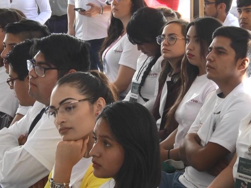 Arranca programa Jóvenes por la Transformación, participan 2 mil jóvenes