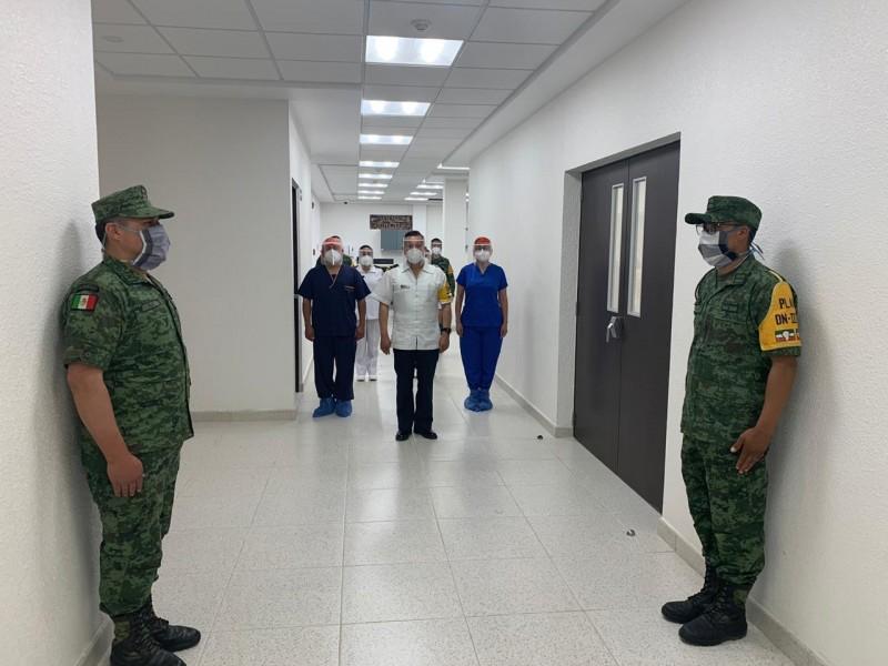 Arranca Sedena Plan DN-III-E en Zacatecas