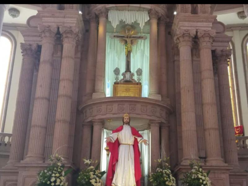 Arrancan festejos patronales en La Piedad