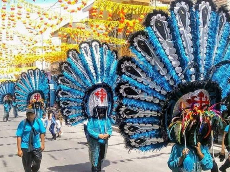Arrancan fiestas patronales en honor a Santiago Apóstol