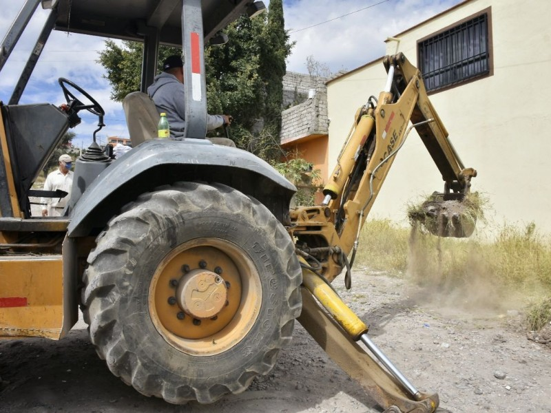 Arrancan obras de urbanización en polígono de La Negreta