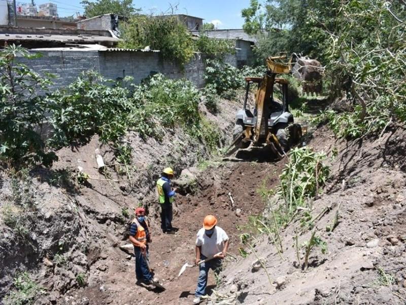 Arrancan obras en la comunidad de San Fandila