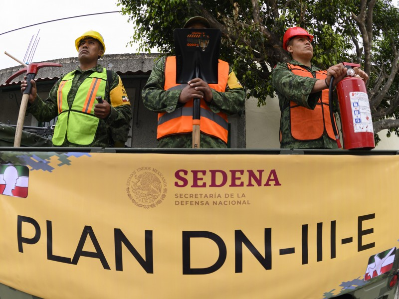 Arrancan obras y acciones por temporada de incendios