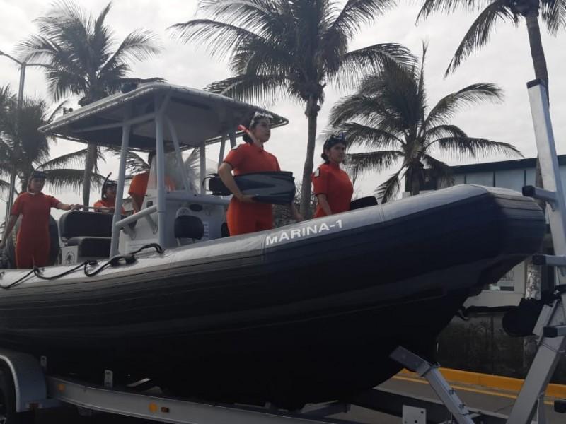 Arrancó la Operación Salvavidas Invierno 2018 en Veracruz