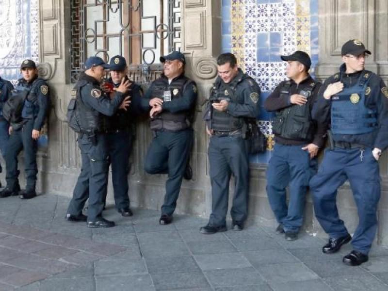 Arrestadas personas con droga en la colonia Morelos