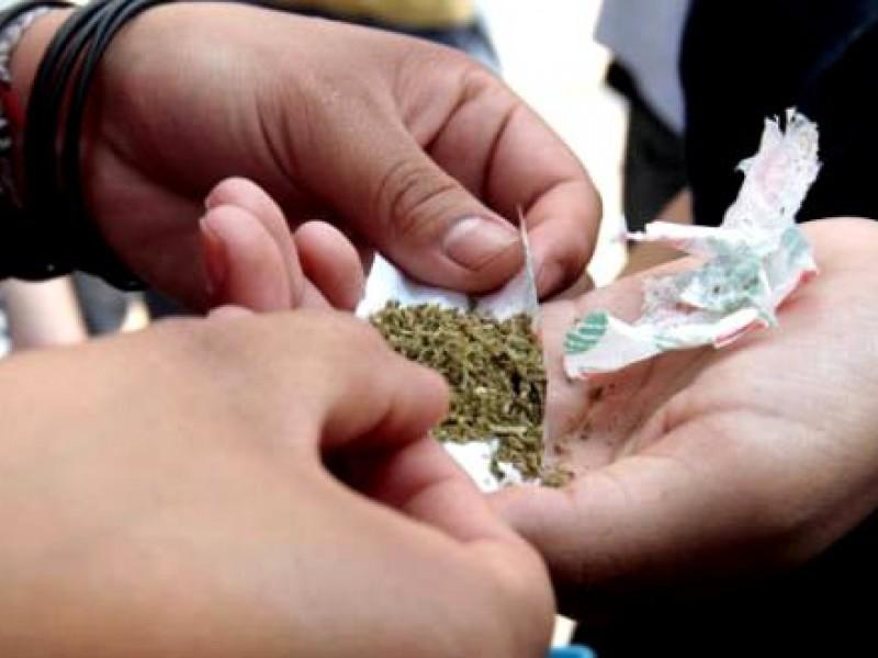 Arrestan a mujer con marihuana en Sonora