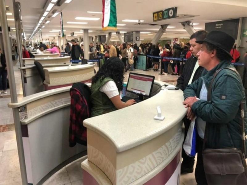Arriban a México dos asilados de nacionalidad boliviana