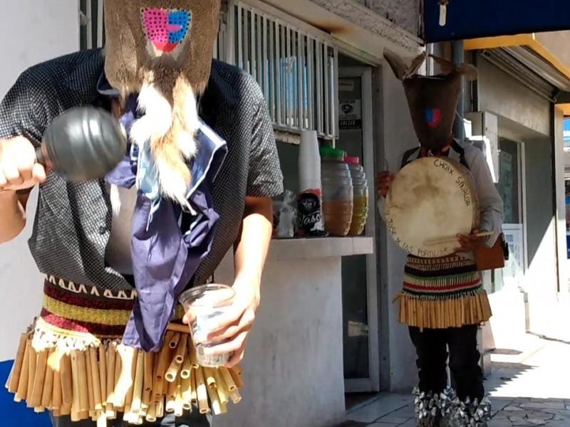Arriban fariseos a Guaymas con su danza penitente