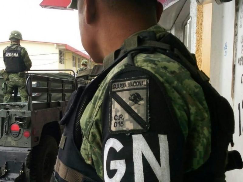 Arribo de la GN genera incertidumbre en migrantes