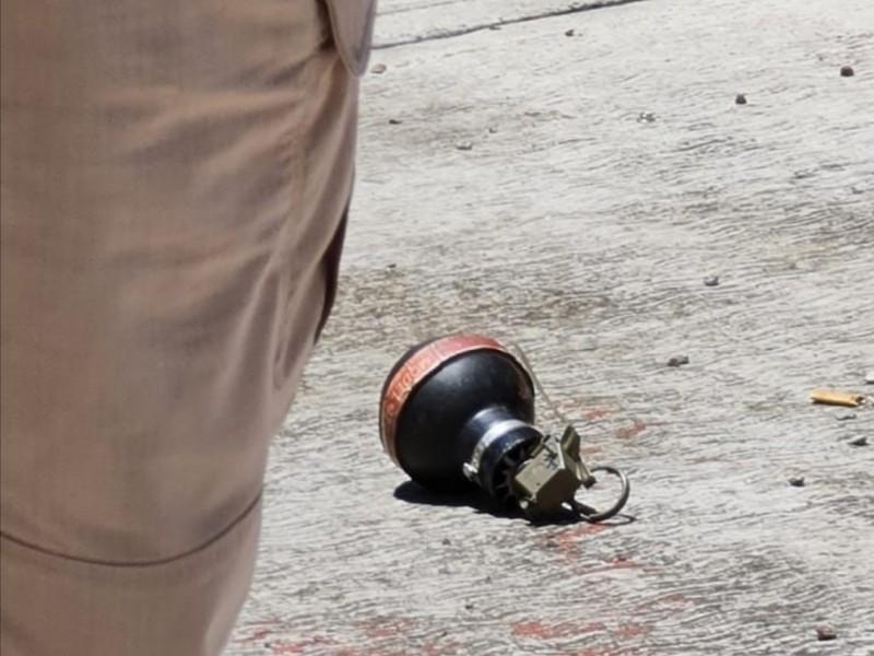 Arrojan granada a casilla de Naucalpan