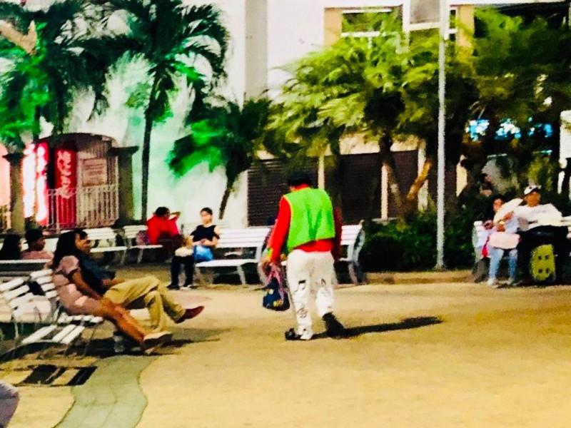 Artistas callejeros en riesgo de extinguirse