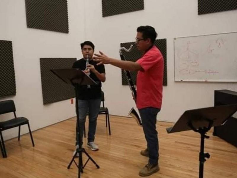 Artistas michoacanos podrán acceder a diplomado gratuito de música