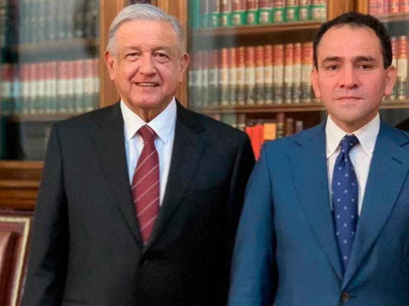 📹Arturo Herrera, nuevo secretario de Hacienda