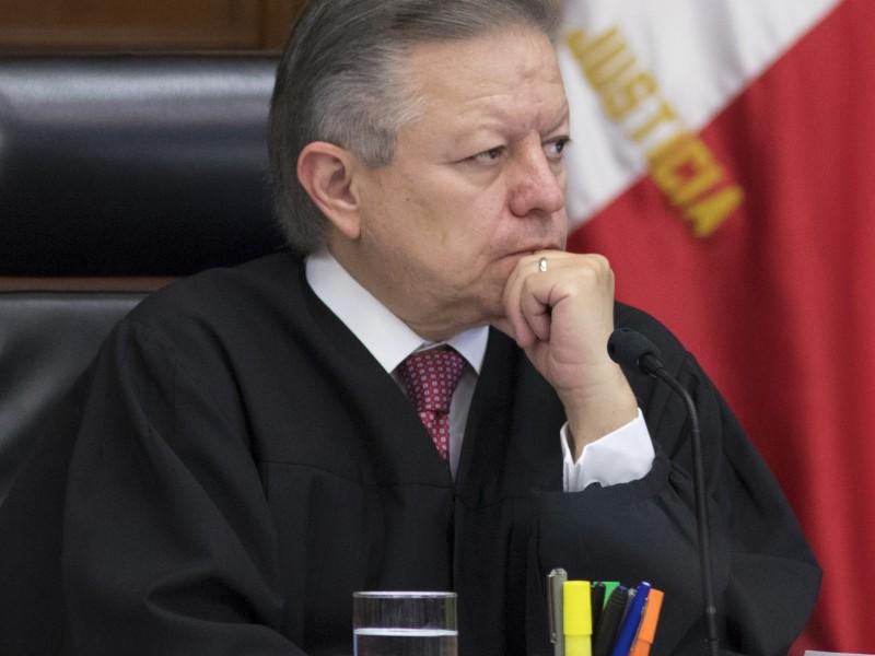 Arturo Zaldívar: la Corte resolverá la ampliación de mandato