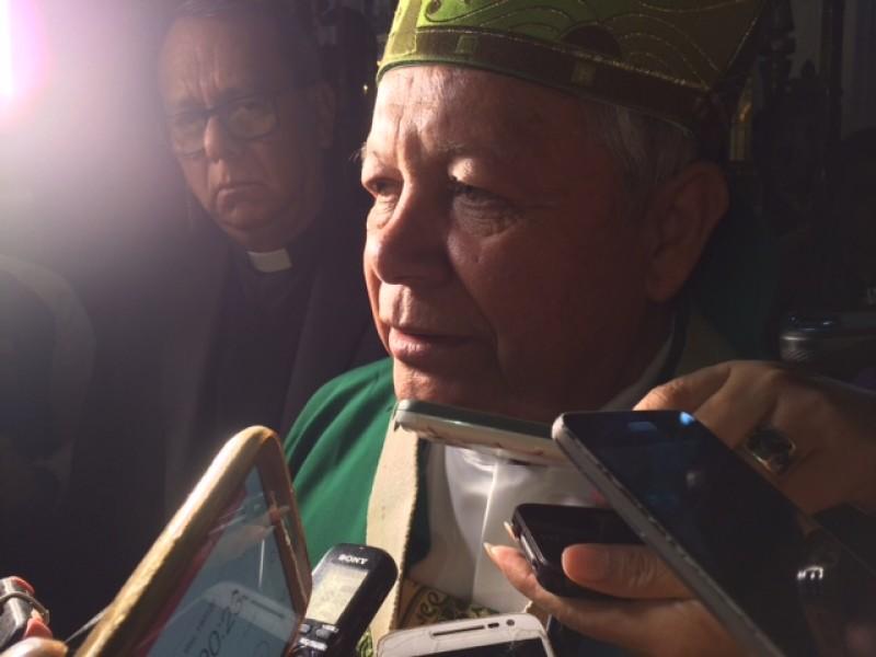 Arzobispo de Puebla, lamentó tragedia en Hidalgo