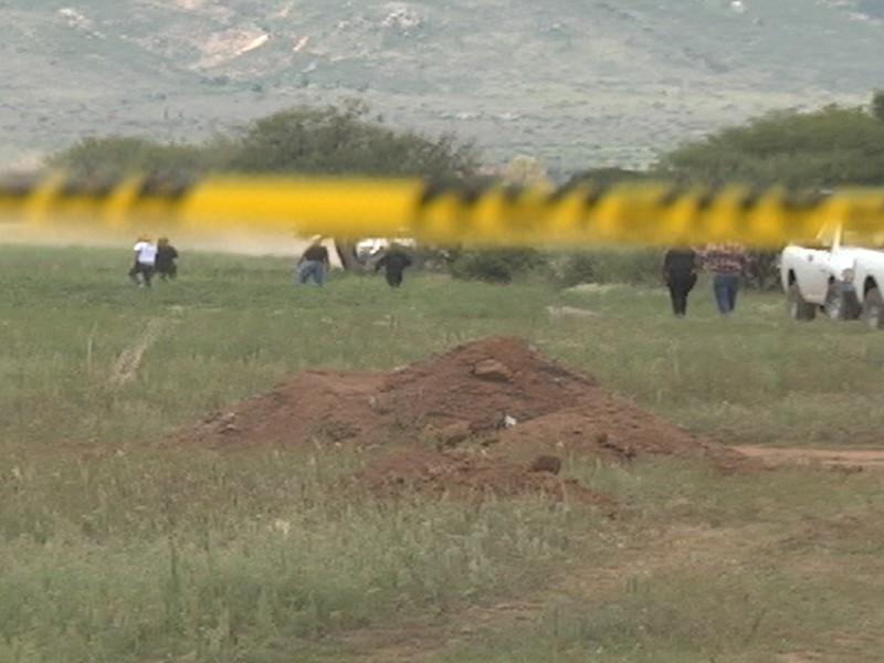 Asaltan y matan joven en Pinos Zacatecas