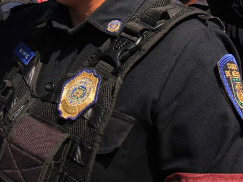 Asaltantes detenidos tras robo a banco