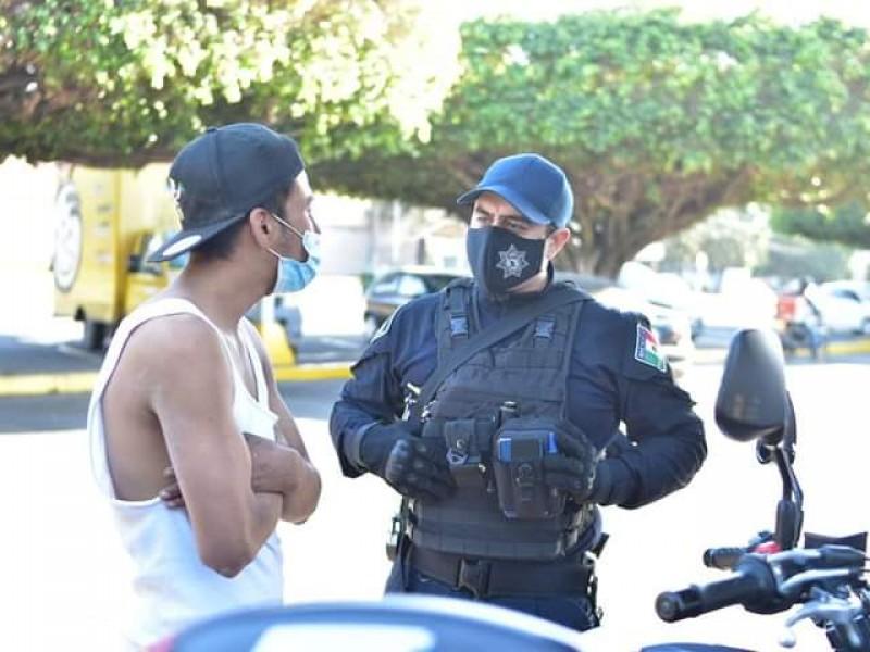 Nayarit registró más de 10 mil detenidos en 2020