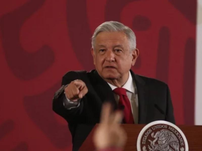 Asedio de Bolivia no lo hizo ni Pinochet:AMLO