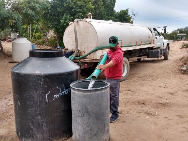 Asegura Japama suministro de agua en el Jitzámuri